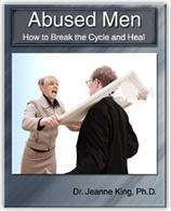 Men victims of domestic abuse
